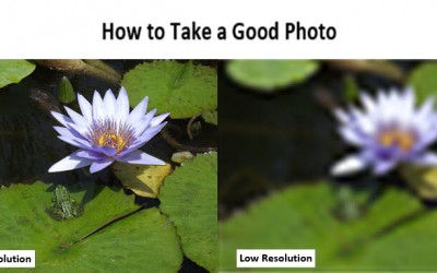 How to Take a Good Photo