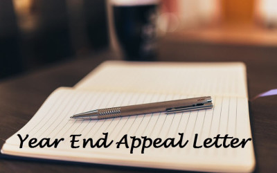 How to Give Legs to Your Year End Appeal Letter