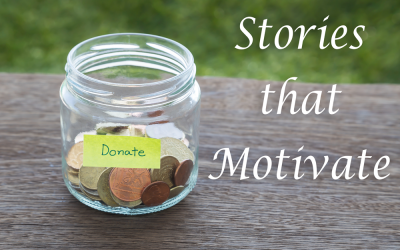 How to Craft Stories that Motivate Donors to Give