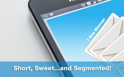 Short, Sweet…and Segmented! 5 Email Marketing Tips for Nonprofits