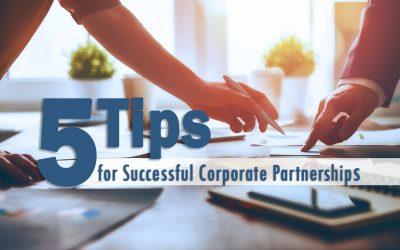 Does Your Nonprofit Have the Right Partners? 5 Tips for Successful Corporate Partnerships